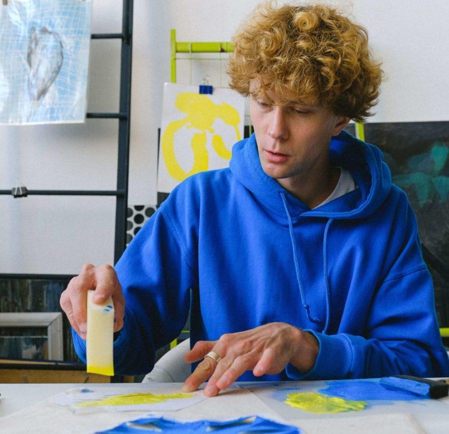 Read more about the article L'artiste serait-il un entrepreneur qui s'ignore ?