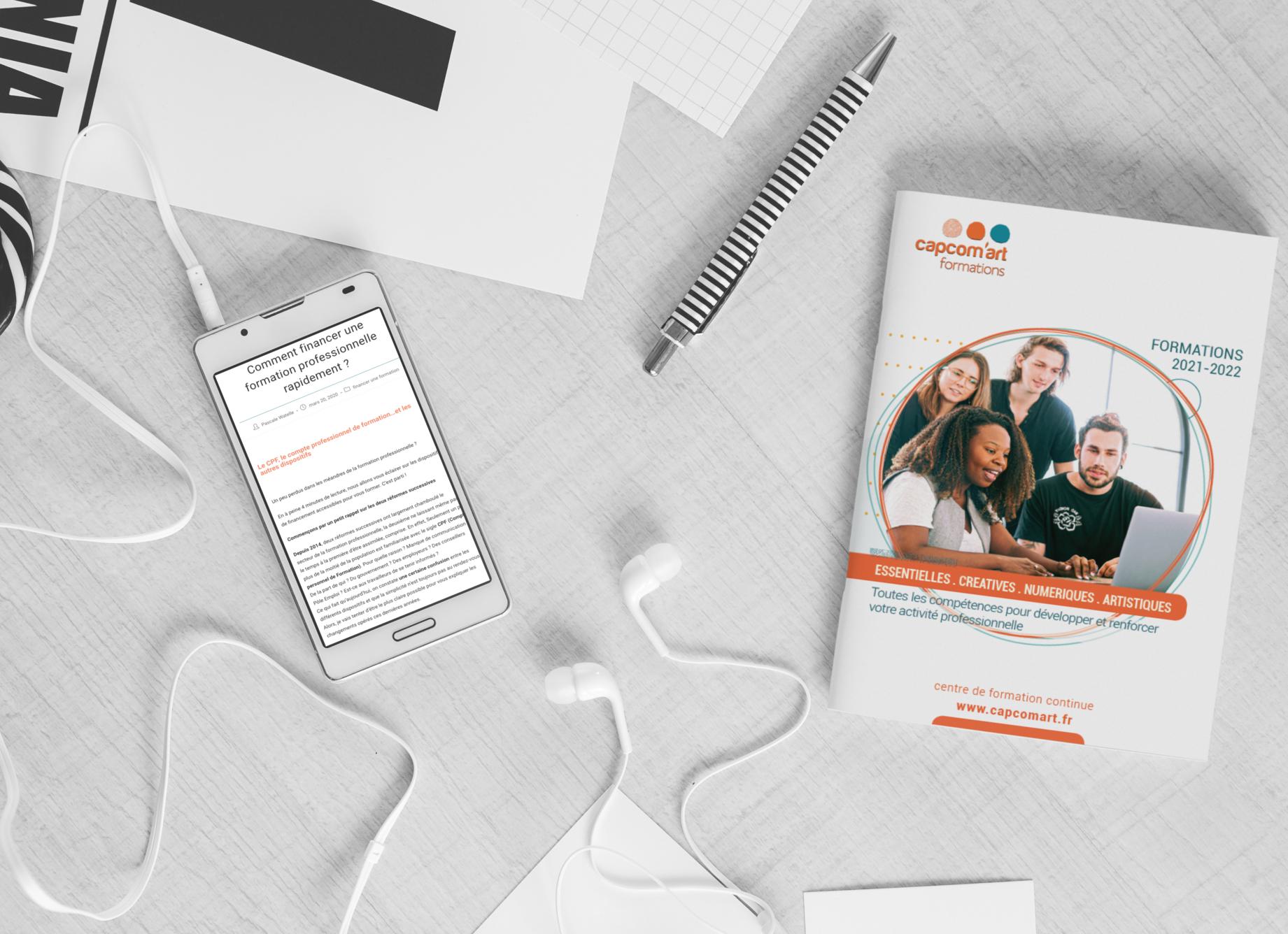 Read more about the article Un nouveau programme de formation enrichi !